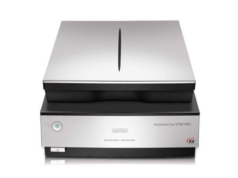 25266 Epson V750 Pro Flach/Film Scanner