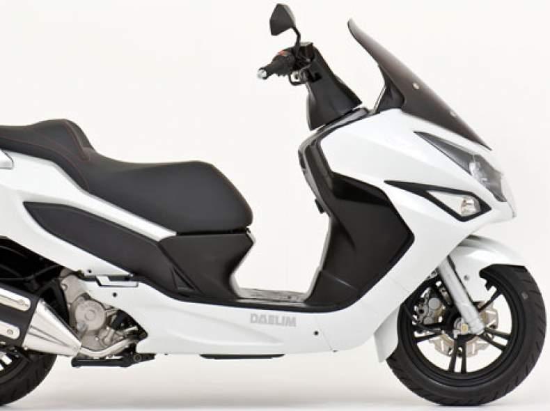 2685 Roller 125ccm