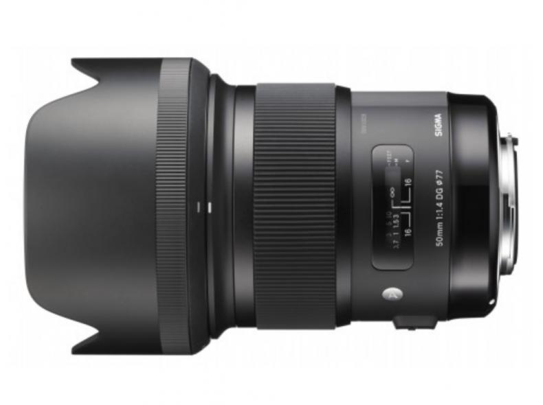 20515 Sigma 50mm F1.4 DG HSM Art (Canon)