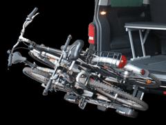 25322 Kupplungs- veloträger/fahrradträger