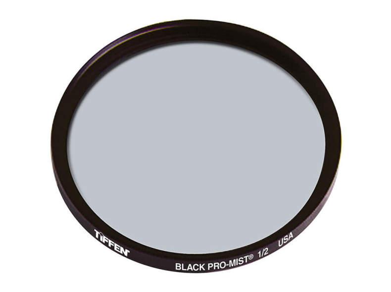 25339 TIFFEN Black Pro Mist 82mm ½ Filter