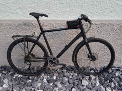 25402 Cannondale Trekkingbike/Tourenvelo