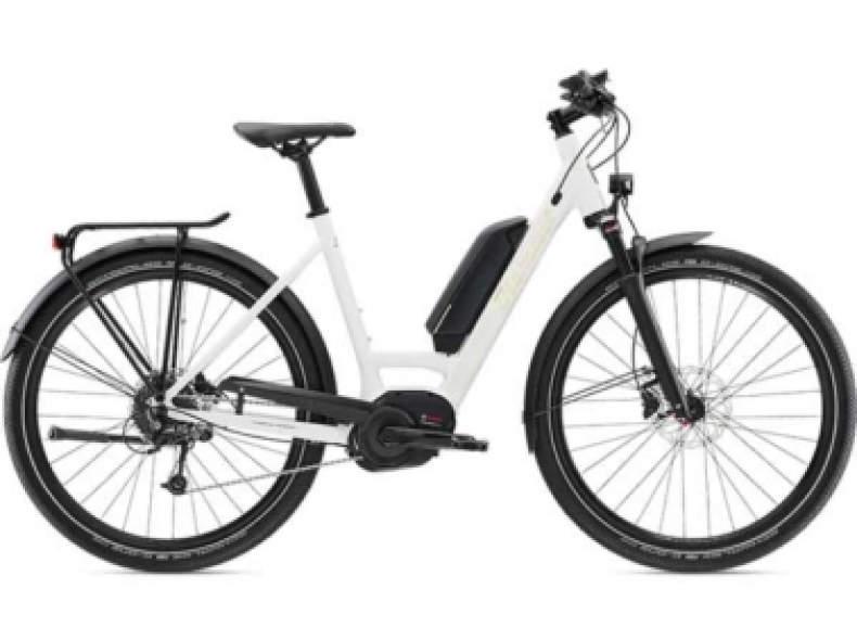 25415 Touren E-Bike mit Kindersitz fix