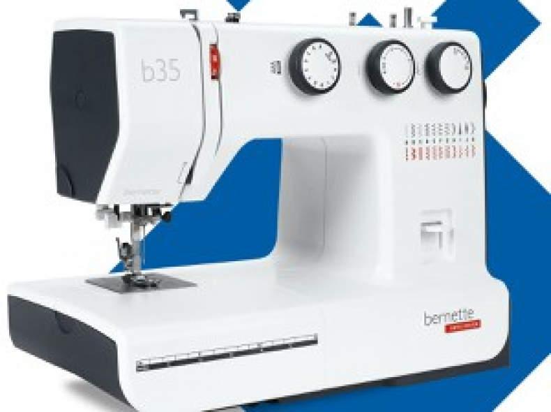 25418 Nähmaschine Bernette 35