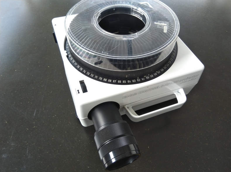 25470 Dia Projektor Kodak  mit Karusselle