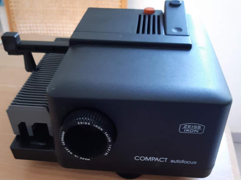 25501 Diaprojektor Zeiss Ikon Compact