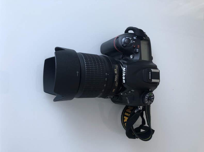 25566 Nikon D7100 mit Zubehör