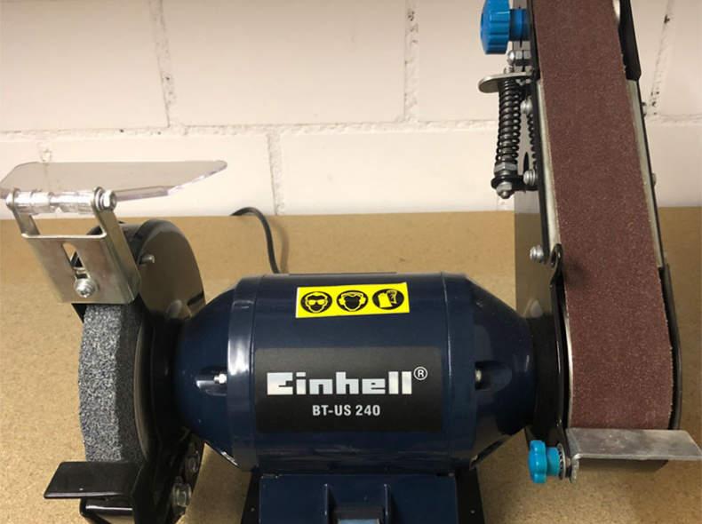25584 Bandschleifmaschine  Einhell