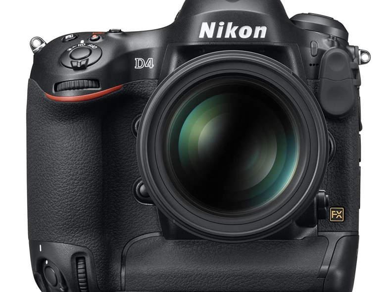 25684 Nikon D4
