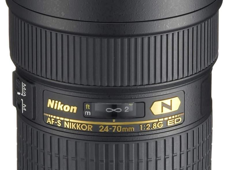 25693 Objektiv AF-S Nikkor 24-70mm