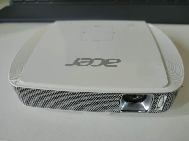 25784 Ultra Mobiler Beamer Acer C205