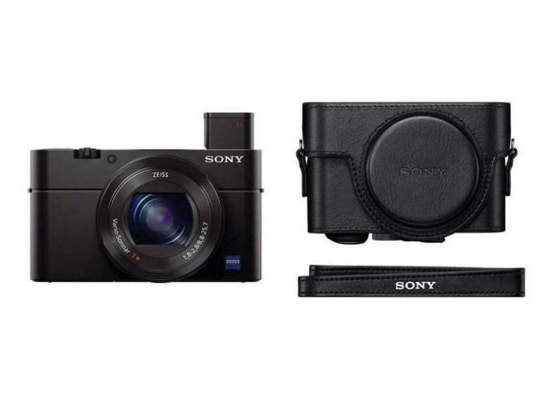 2727 Fotokamera Sony RX100 III