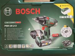 25824 Bosch Akku Bohrschrauber