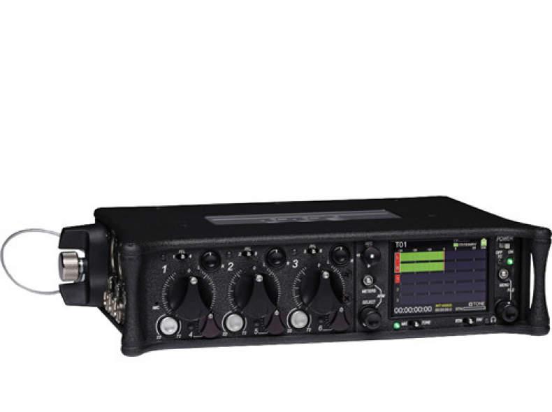 25862 Sound Devices 633 Tonrekorder