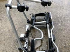 25868 Fahrradträger für Anhängerkupplung