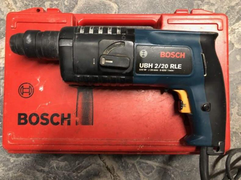25869 Bohrhammer Bosch Dübelking