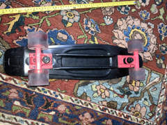 25886 Skateboard Rollbrett