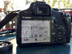 25889 Spiegelreflexkamera digital Canon