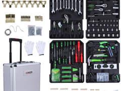 25921 Werkzeugkoffer 899teilig auf Rollen
