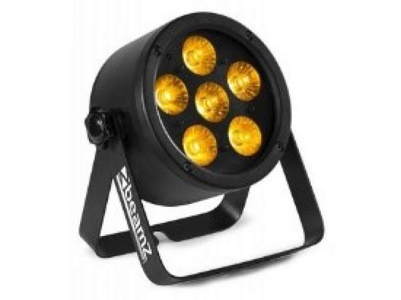 25931 LED Scheinwerfer RGBWA-UV