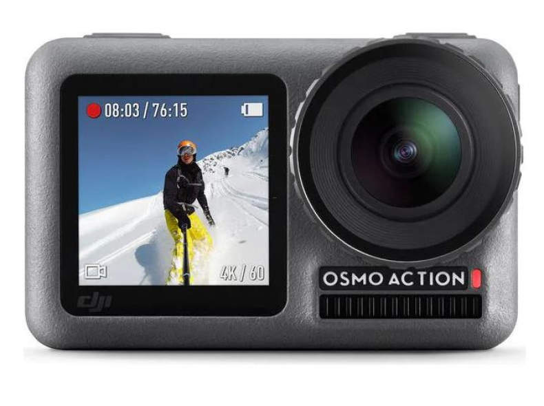 25933 ACTIONCAM / Dji Osmo Action / 4K