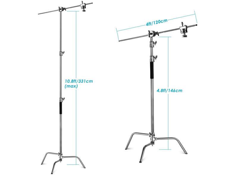 25947 C-Stand (Leuchtenstativ)