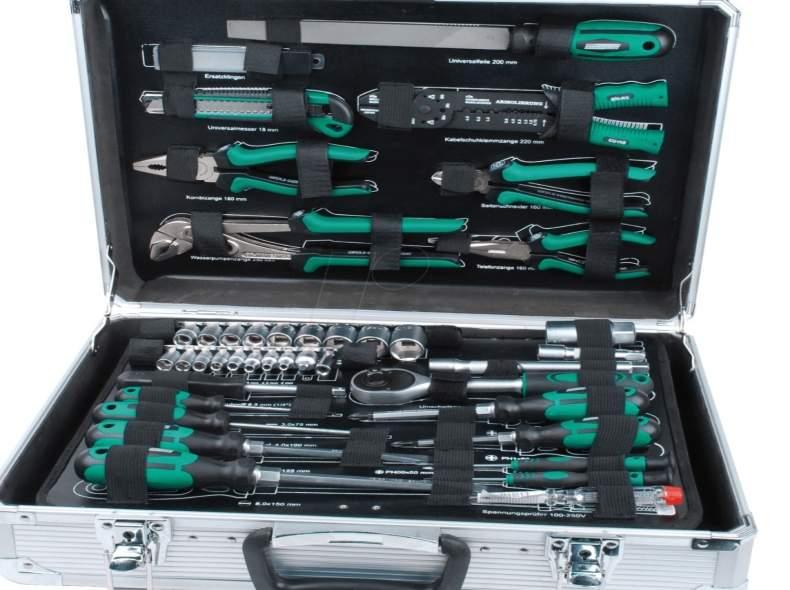 2739 Mannesmann Werkzeugkoffer