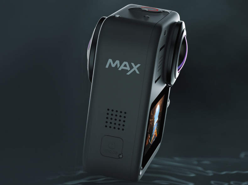 26029 Gopro max 360 video
