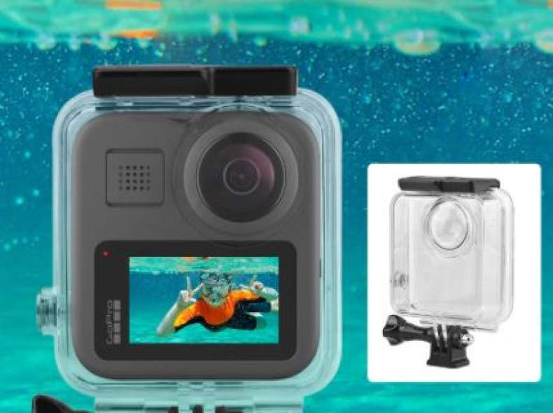 26030 Gopro max 360 video Tauchen
