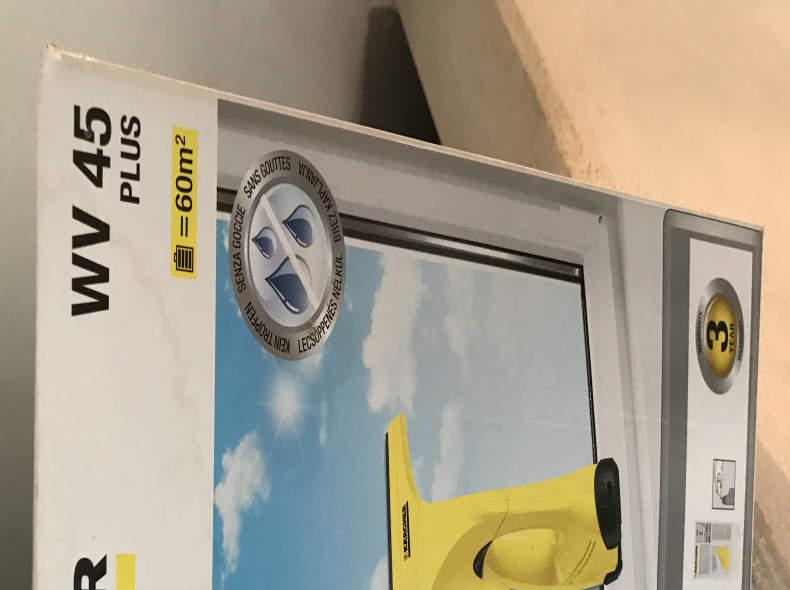 26035 Kärcher Akku - Fenstersauger
