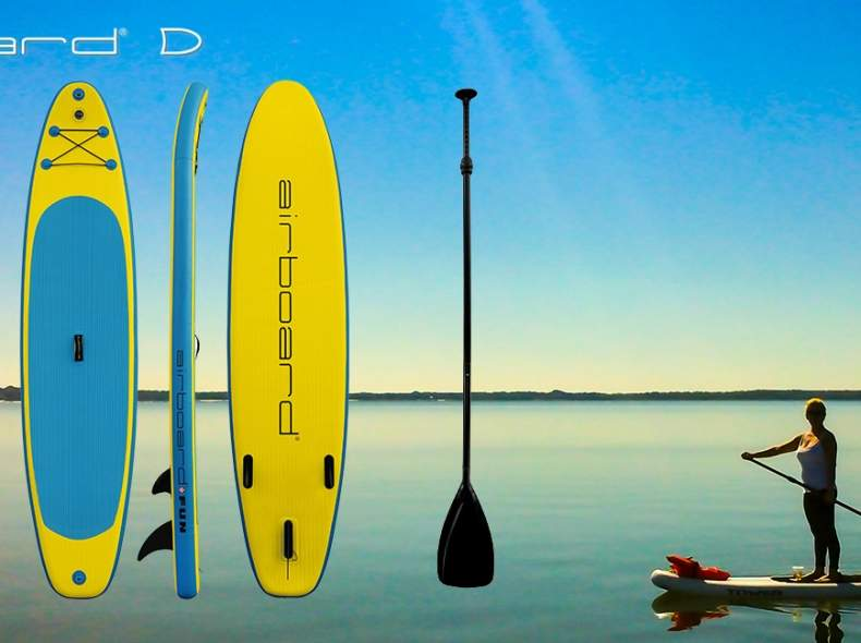 2748 Stand-up paddle / SUP aufblasbar