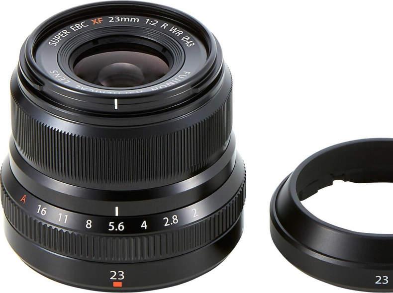 26066 Fuji Objektiv 23mm f2