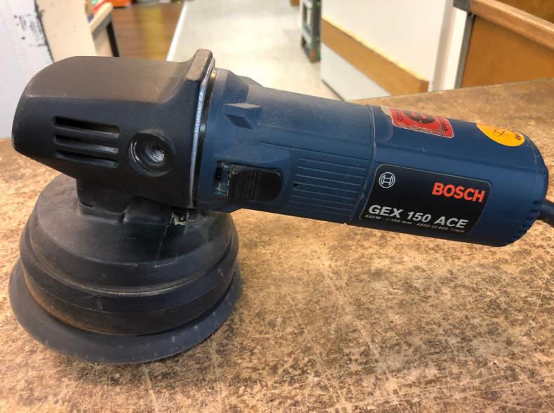 26124 Exzenterschleifer Bosch GEX 150 ACE