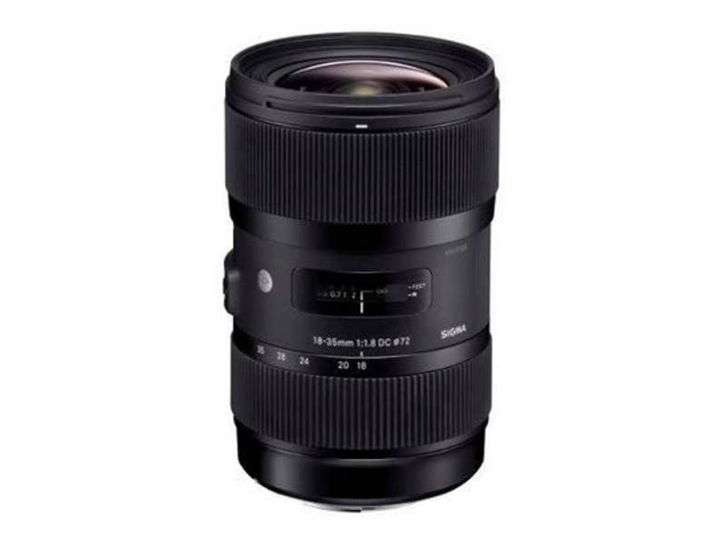 26136 Sigma 18-35mm f/1.8 DC ART, Canon