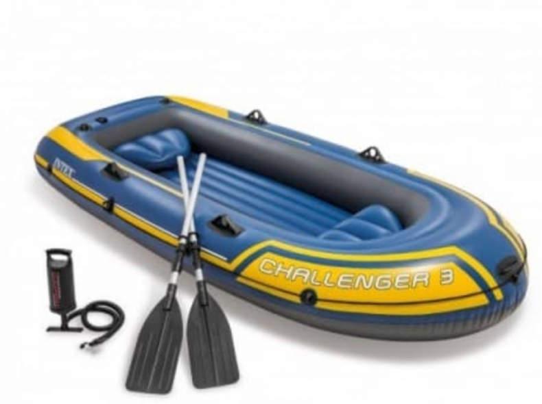 26137 Ruderboot, Flussboot