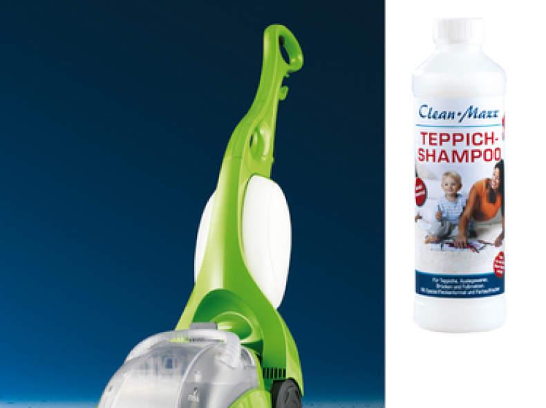 26144 Teppichreiniger Clean Maxx
