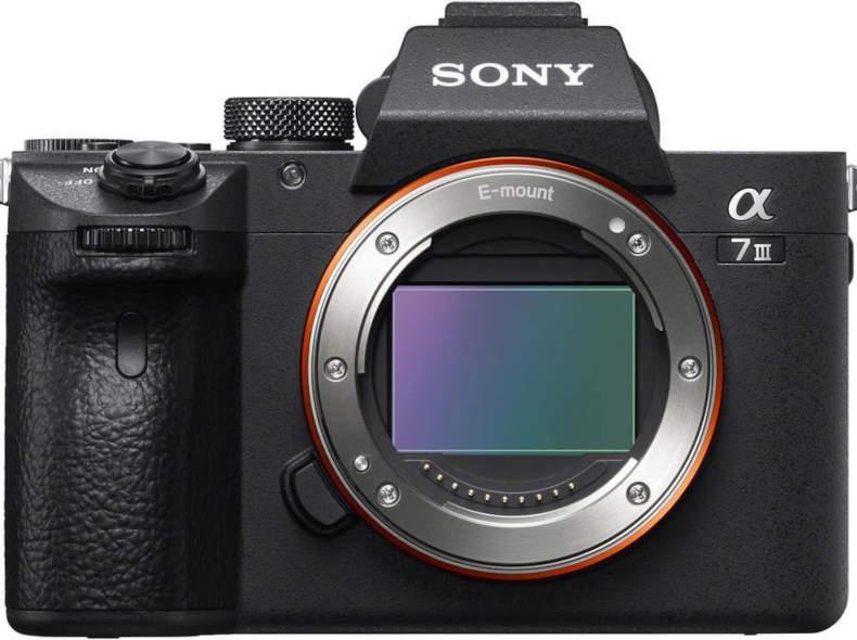 26154 Sony A7iii - Body - Mit 3 Akkus