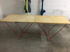26163 faltbarer Tisch / Stand