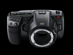 26185 Blackmagic Pocket Camera 6K + Rig