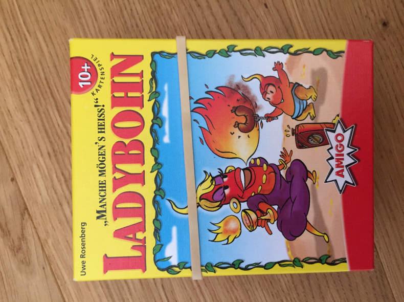 26275 Bohnanza: Ladybohn mit Baby