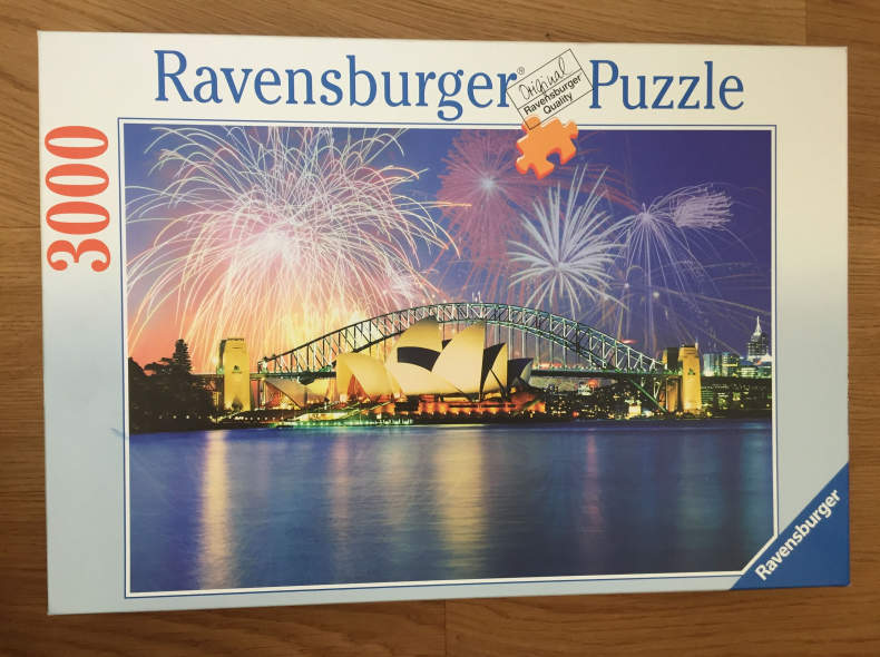 26276 Sydney Oper Puzzle 3000 Teile