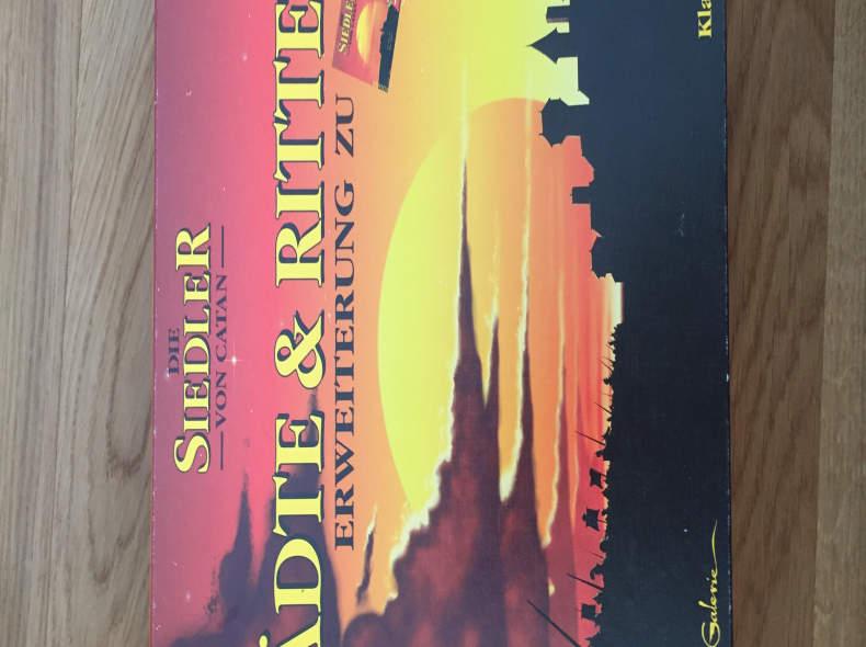 26297 Catan Die Siedler Städte und Ritter