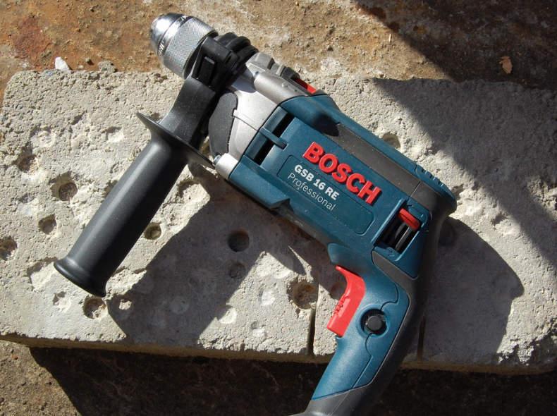 26318 Schlagbohrmaschine Bosch GSB 16 RE