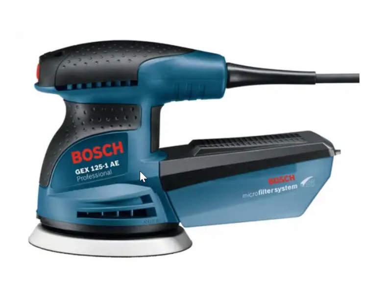 26345 Bosch Prof. Exzenterschleifer