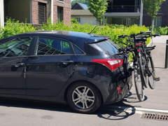 26379 Veloträger Auto, Fahrradhalter