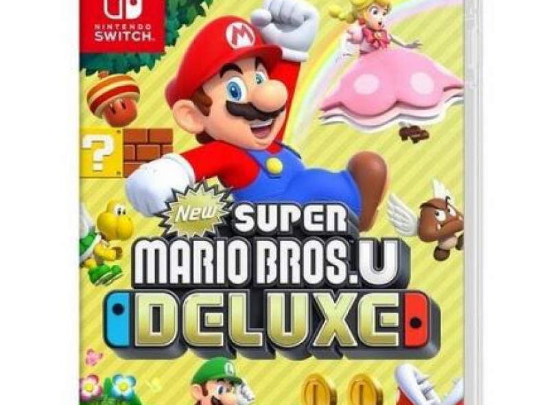 26383 New Super Mario Bros, Switch