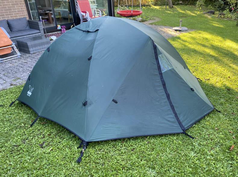26392 Leichtgewicht-Zelt für 2 Personen