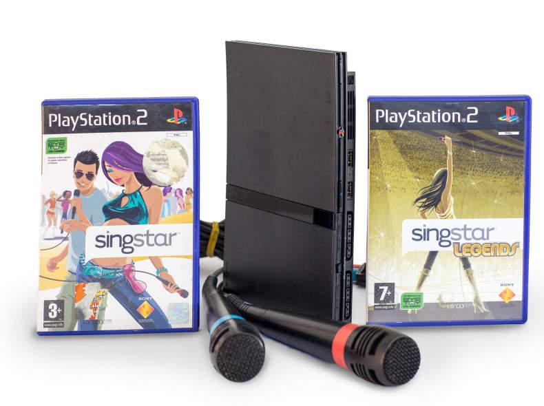 26478 Sony PlayStation 2, SingStar