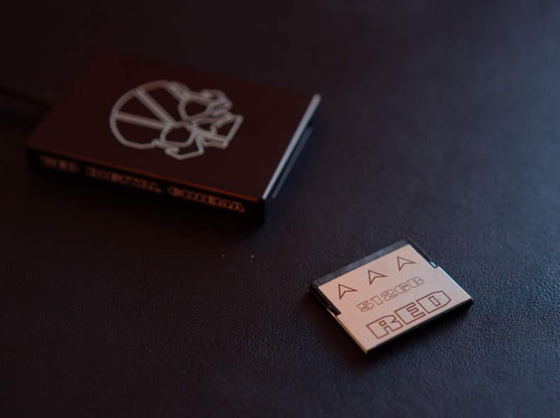26504 RED CFast 2.0 512 GB Speicherkarten