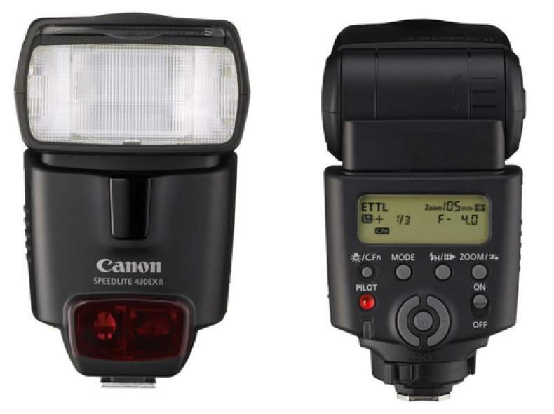 26555 Canon Blitz Speedlite 430EX II